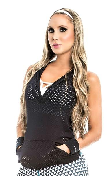 Amazon.com: Fibra muchos estilos Malla Sudaderas con capucha ...