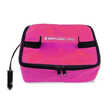 Amazon.com: Hot Logic Mini horno portátil, 12 V: Kitchen ...