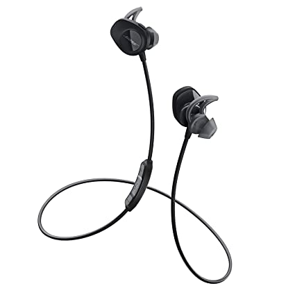 c96f6bc6bae Bose SoundSport Wireless Headphones (Black): Buy Bose SoundSport ...