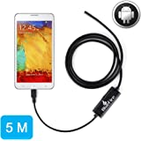 BlueFire 7mm 5M Android OTG Endoscope Tube for Phones with OTG and UVC Function