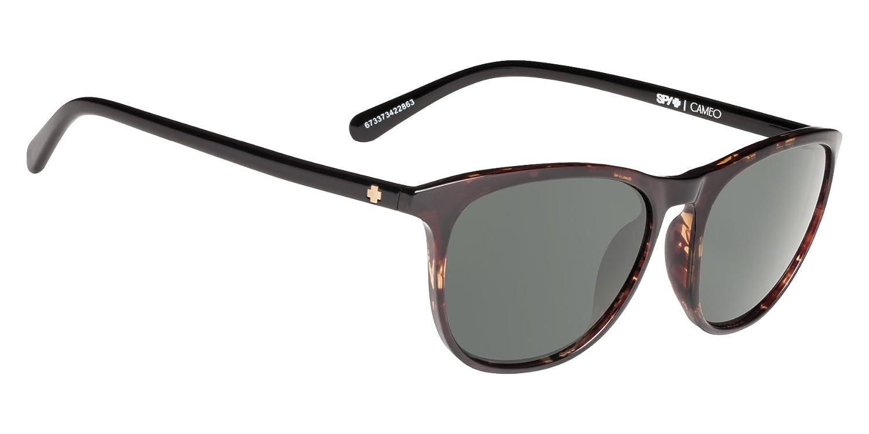 Herren Sonnenbrille Spy Cameo Alana Dark Tort/Black