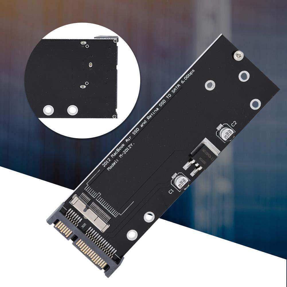 ABS 2.5 inch SATA 6 GB 3.0 Fino a Slot Scheda Adattatore per MacBook Air PRO SSD A1466 A1465 A1398 A1425
