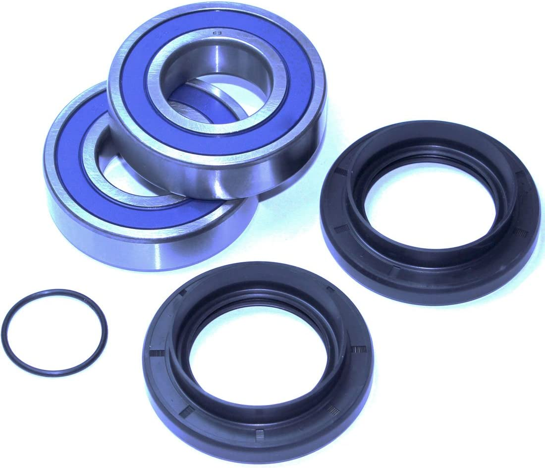 Front Wheel Ball Bearing and Seals Kit Fits YAMAHA RHINO 660 YXR660 2004 2005 07