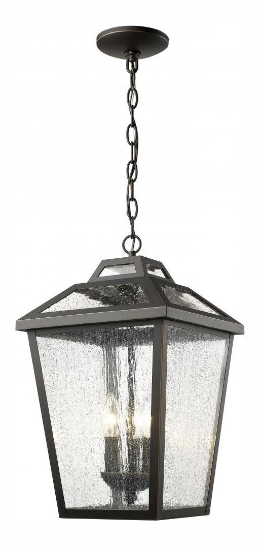 3 Light Outdoor Chain Light