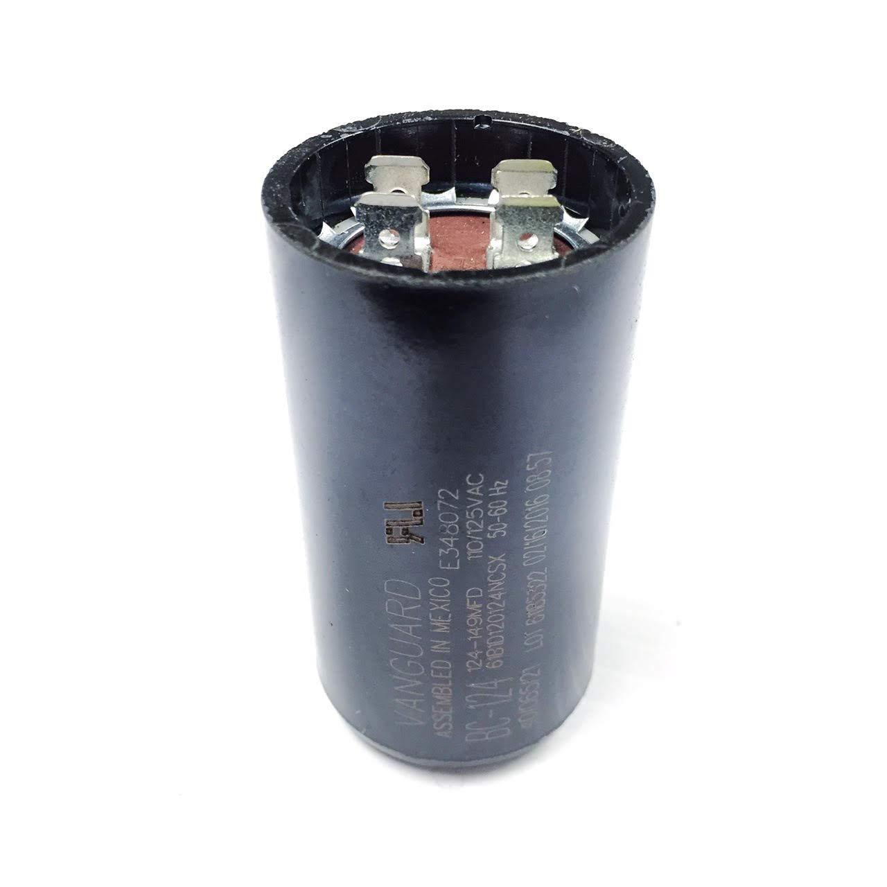 Essex Group Start Capacitor 124 149 Mfd 125vac 1 7 16 Swimming Pool Hayward Pump Wiring Diagram 16dia X 2 3 4hgt Bc Home Improvement