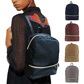 Fashion mini backpack for women, stylish, lightweight, water resistance Perfect for Travel,