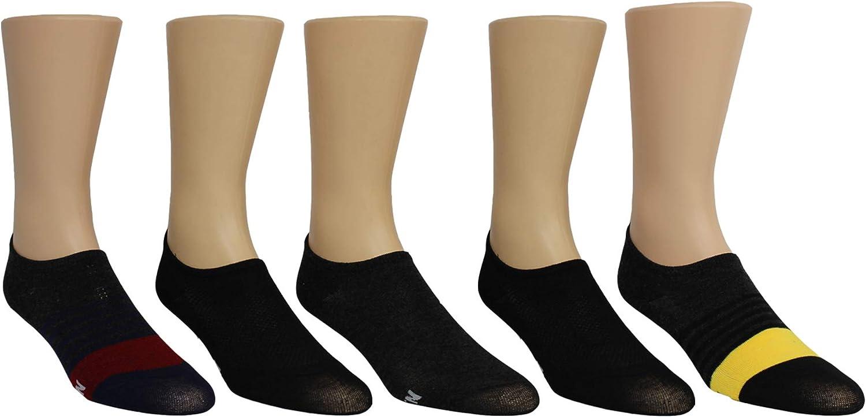 Steve Madden Men's Foot Liner, Grey