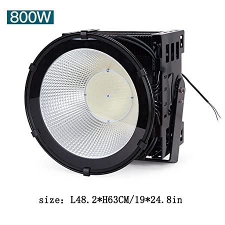 XEX Foco LED Proyector, Luz De Seguridad De Luz De Trabajo ...