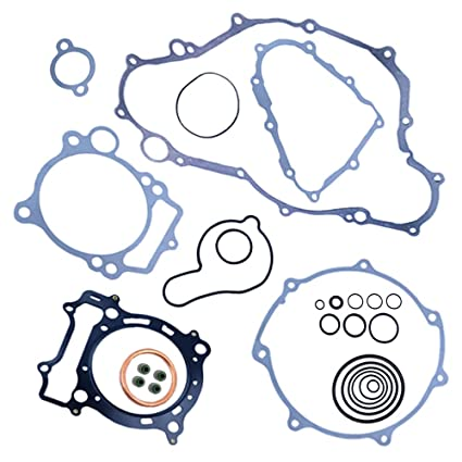 Yamaha Top end Gasket Set Grizzly 660 2002 2003 2004 2005 2006 2007 2008