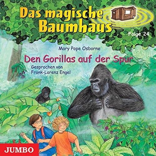 Das magische Baumhaus: Den Gorillas auf der Spur Folge 24: Amazon ...