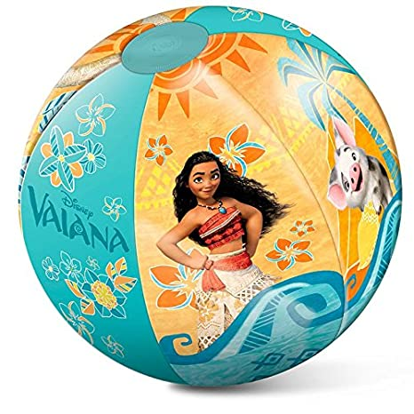 Disney Vaiana - Balón Hinchable, 50 cm (Mondo 16532): Amazon.es ...