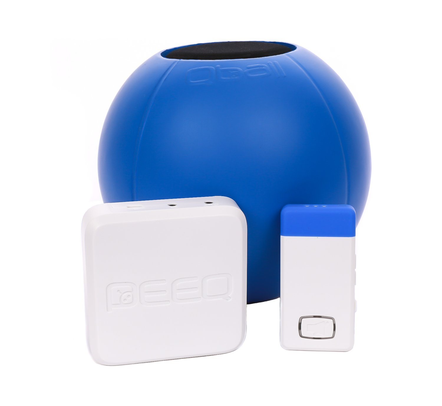 Qball Throwable Microphone - 2.4Ghz up to 75 ft range