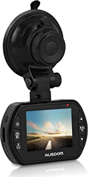 AUSDOM AD170 1080P HD Car Video Recorder Dash Cam