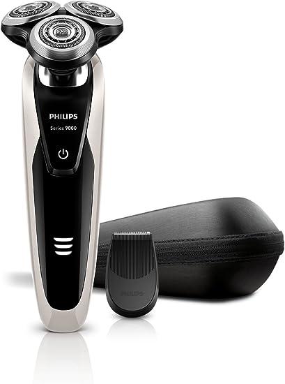 Philips Shaver Series 9000 - Afeitadora serie 9000, actúa en 8 ...
