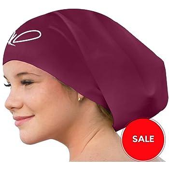 Lahtak Long Hair Swim Cap