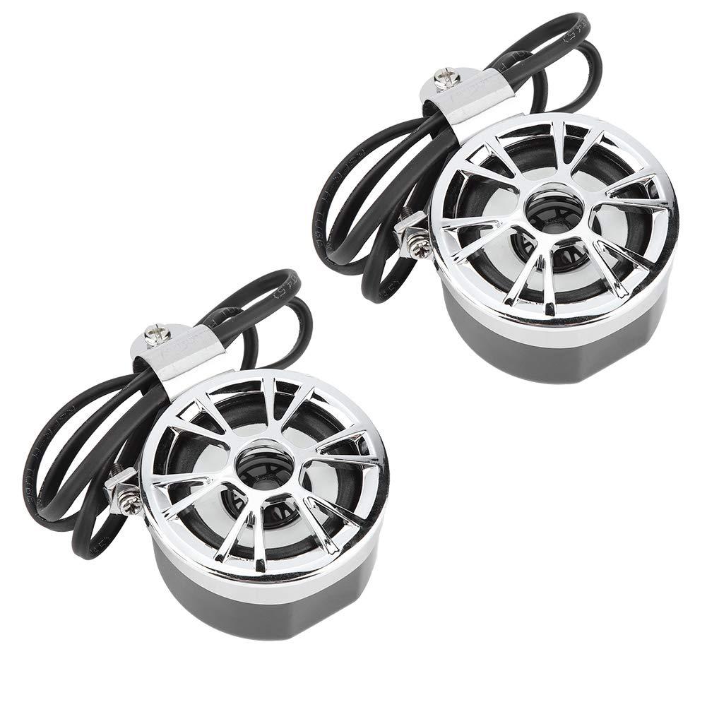 Motorrad Wasserdichte Audio Stereo Lautsprecher FM Transmitter Radio MP3 Musik Player MP3 Motorrad High Output Lautsprecher Stereo System