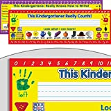 D39;Nealian Kindergarten Two45;In45;One Desktop Helpers™45; Set of 144
