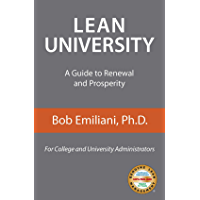 Lean University: A Guide to Renewal and Prosperity (English Edition)