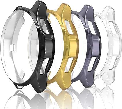 Amazon.com: Simpeak - Juego de 4 carcasas para Samsung Gear ...