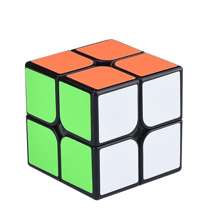 20 opinioni per MFEIR Cubo di velocità,Cubo magico, 2x2x2 puzzle cubo magico, liscio torsione