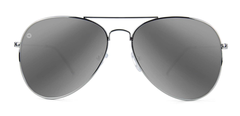 Full UV400 Protection Knockaround Mile Highs Polarized Aviator Sunglasses For Men /& Women