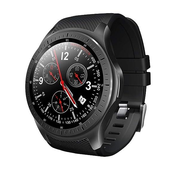 Baiomawzh Reloj Inteligente Mujer Hombre Smartwatch Pulsera ...