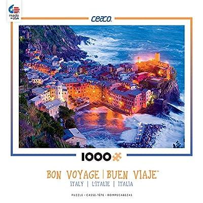 Ceaco Bon Voyage Travel Photos - Italy Puzzle (1000 Piece): Toys & Games
