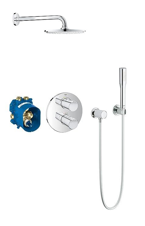 Fabulous GROHE Grohtherm 2000 | Brause-und Duschsysteme – Duschsystem mit KU22