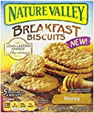 Nature Valley Breakfast Biscuits, Honey, 5 Pouches of 4 Biscuits, 1.77 Ounce Per Pouche