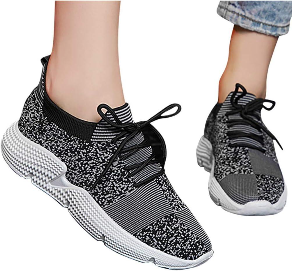 Zapatillas Deportivas de Mujer Running Zapatos para Correr Gimnasio Calzado Zapatillas Running Hombre Mujer Zapatos Deporte para Correr Trail Fitness Sneakers Ligero Transpirable: Amazon.es: Oficina y papelería