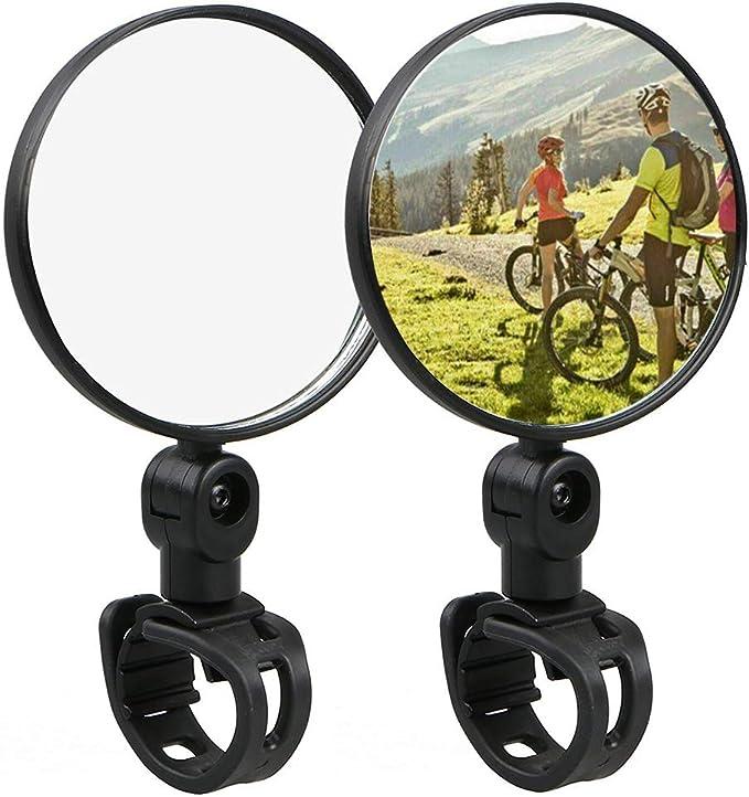 Espejo retrovisor bicicleta Ziyero