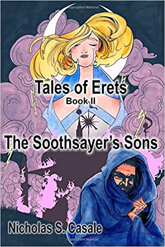 Book Tales of Erets - Book II: The Soothsayer's Sons