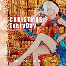 Christmas Everyday Book 2: Pale Hair Girls Christmas Series (Pale Hair Girls Christmas Everyday) (Volume 2)