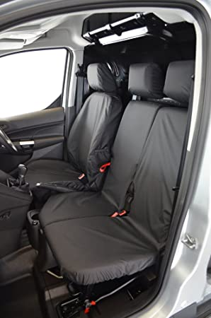 British Quality Genuine SEAT GLOVE™ Front Seat Cover fits FORD TRANSIT CONNECT