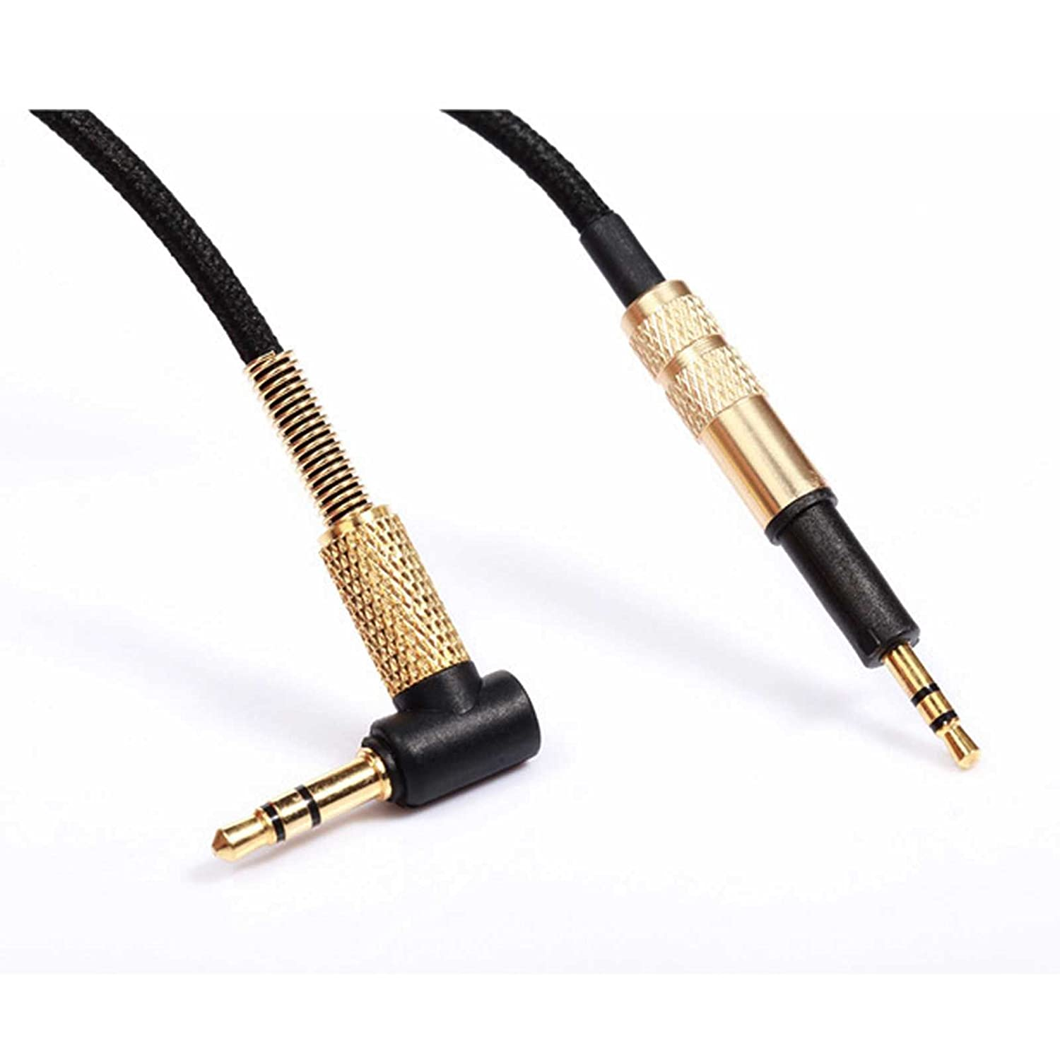 J/&D 2 x 6.35 mm to 2RCA Cable Audiowave Series 15 Feet Gold-Plated 2X 6.35mm 1//4 Male TS to 2 RCA Male PVC Shelled Stereo Audio Adapter Cable