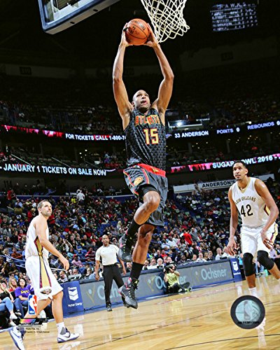 Al Horford Atlanta Hawks 2015-2016 NBA Action Photo (Size: 8