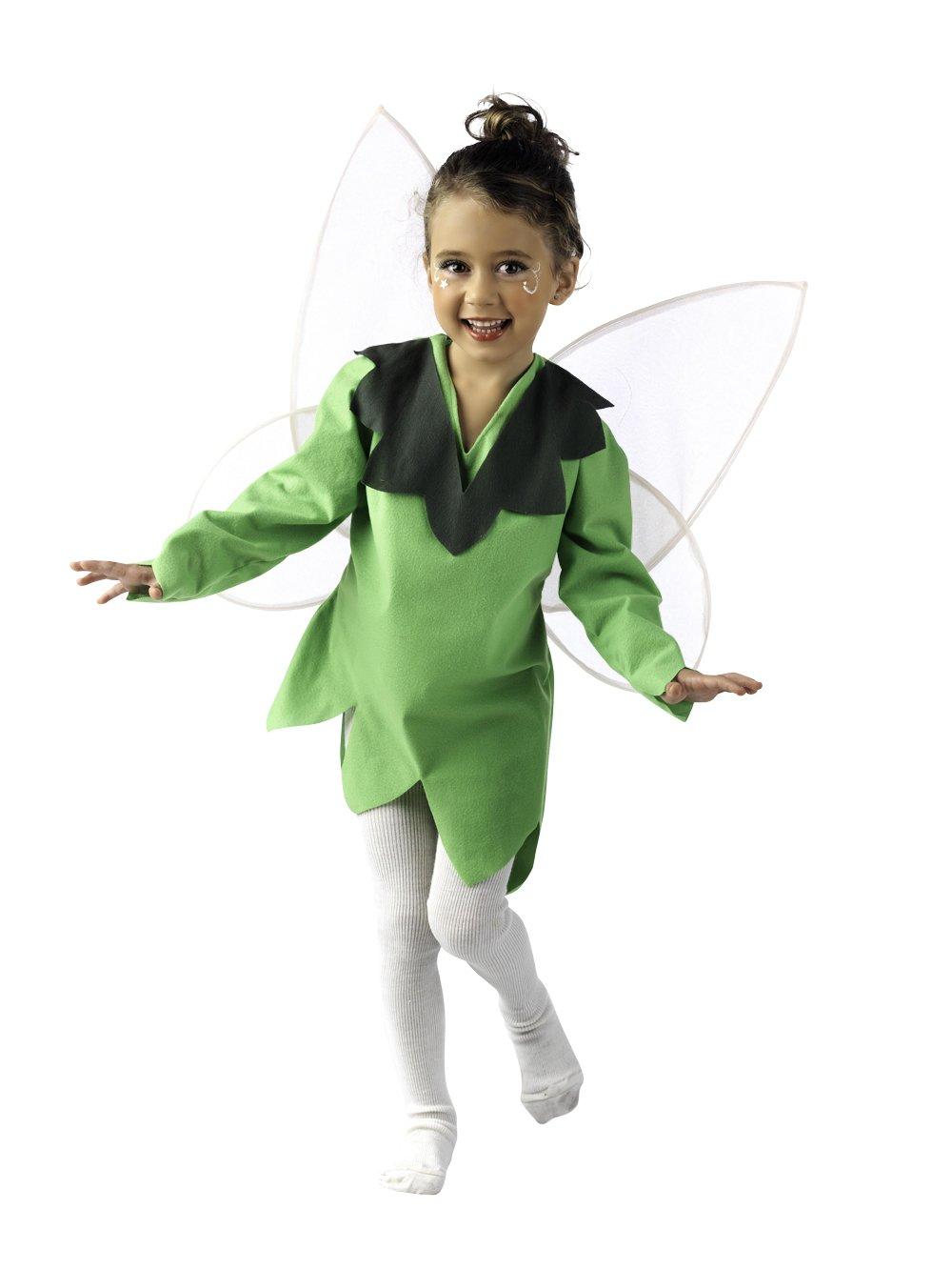 Mascarada MI745 Gr.4 - Glöckchen Kostüm, Größe 4, hell- dunkelgrün B00DJ4E6Y0 Kostüme für Erwachsene Haltbar | Um Sowohl Die Qualität Der Zähigkeit Und Härte