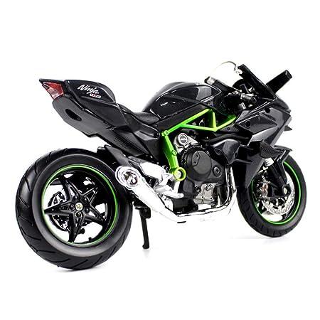 Modelo de motocicleta Kawasaki NINJA H2R, relación original ...