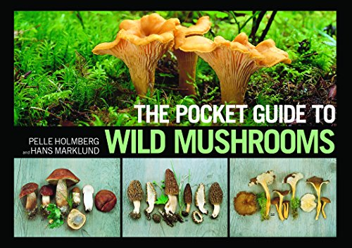 The Pocket Guide to Wild Mushrooms: Helpful Tips for Mushrooming in the Field Helpful Guide