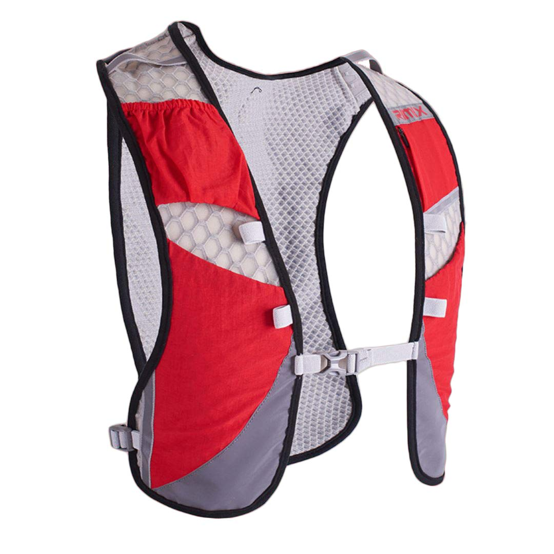 RIMIX Sport Multi Function Running Hydration Vest Backpack for Outdoor Marathon Jogging Clim Hiking