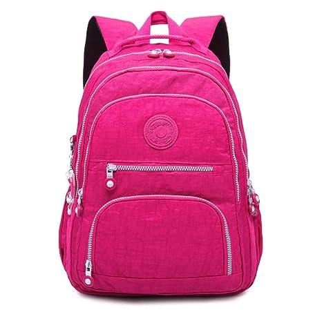 74fd4d3ce545 Amazon.com  Nylon Casual Travel Daypack Lightweight Sports Laptop ...