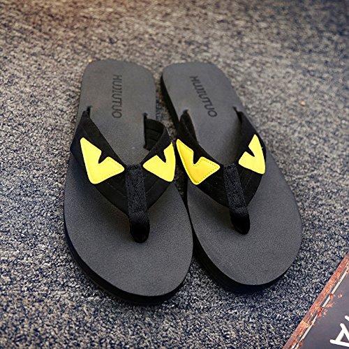 personaggio Tide black Xing estate LIN l' primavera e anti scivoloso mostro lovers sandali piccolo traino uomo in di HqtSU