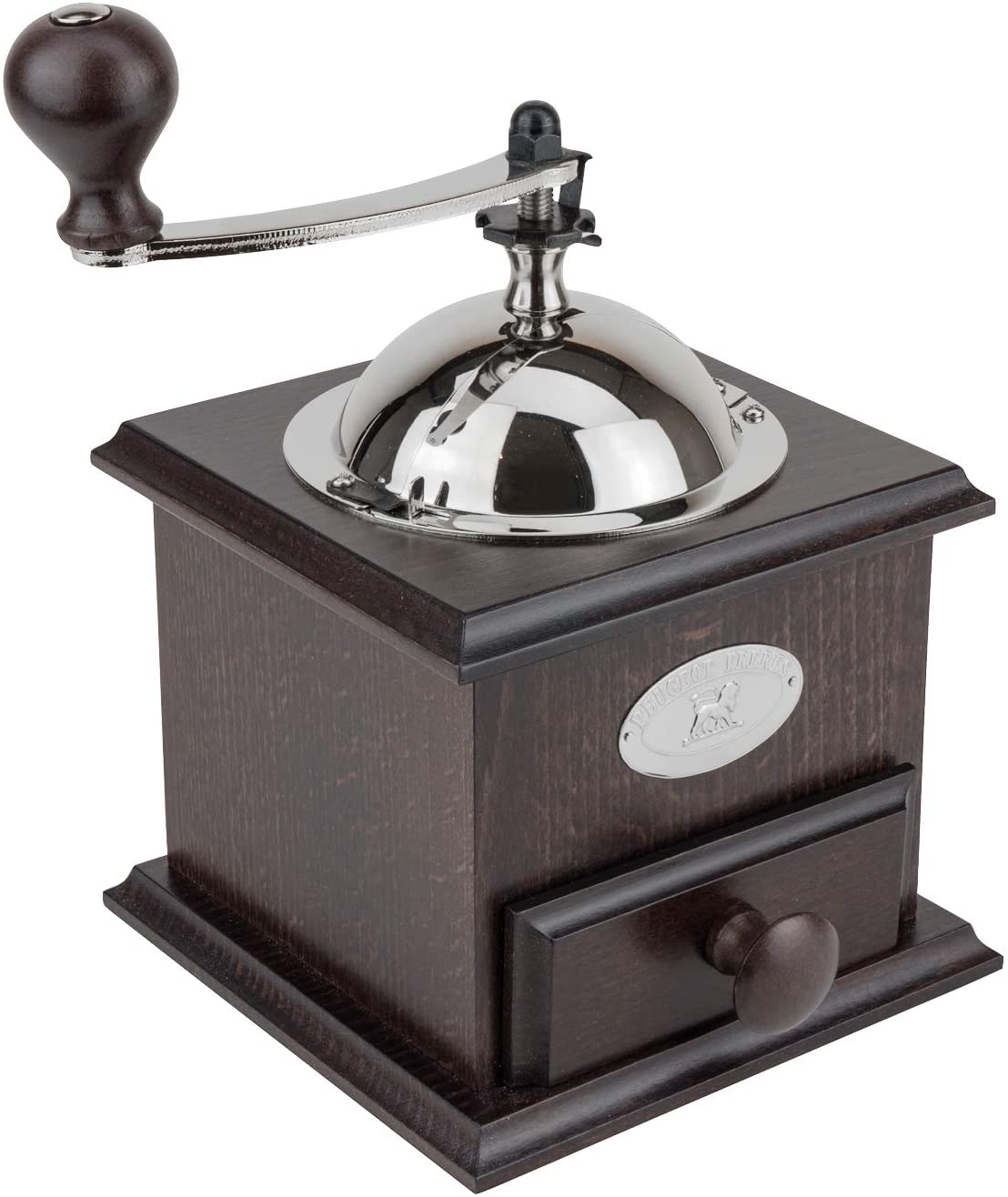 B00004SPD9 Peugeot Nostalgie Hand Coffee Mill, Walnut 61pHwOt66mL
