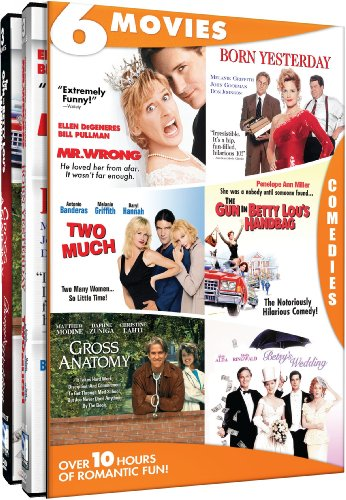 Romantic Comedies - 6 Movie Set by Mill Creek Entertainment