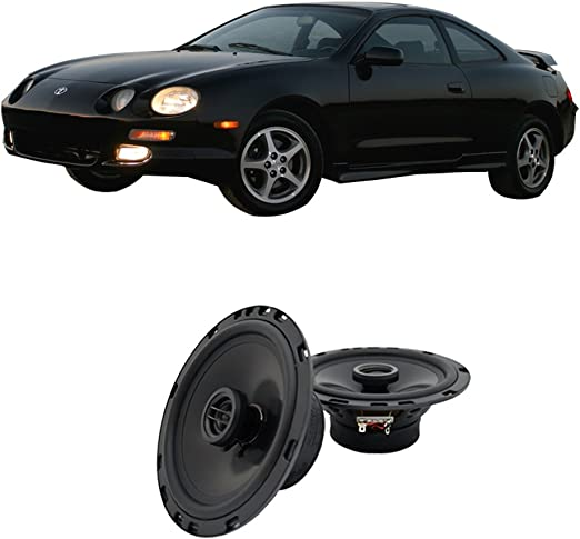 Fits Toyota Tundra 1999-2002 Front Door Replacement Harmony HA-R65 Speakers New