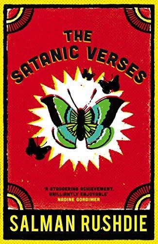 The Satanic Verses: Salman Rushdie: Amazon.com.tr