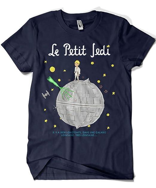 1913-Camiseta Star Wars - Le Petit Jedi (Saqman) S