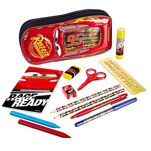 Disney Lightning McQueen Stationery Kit
