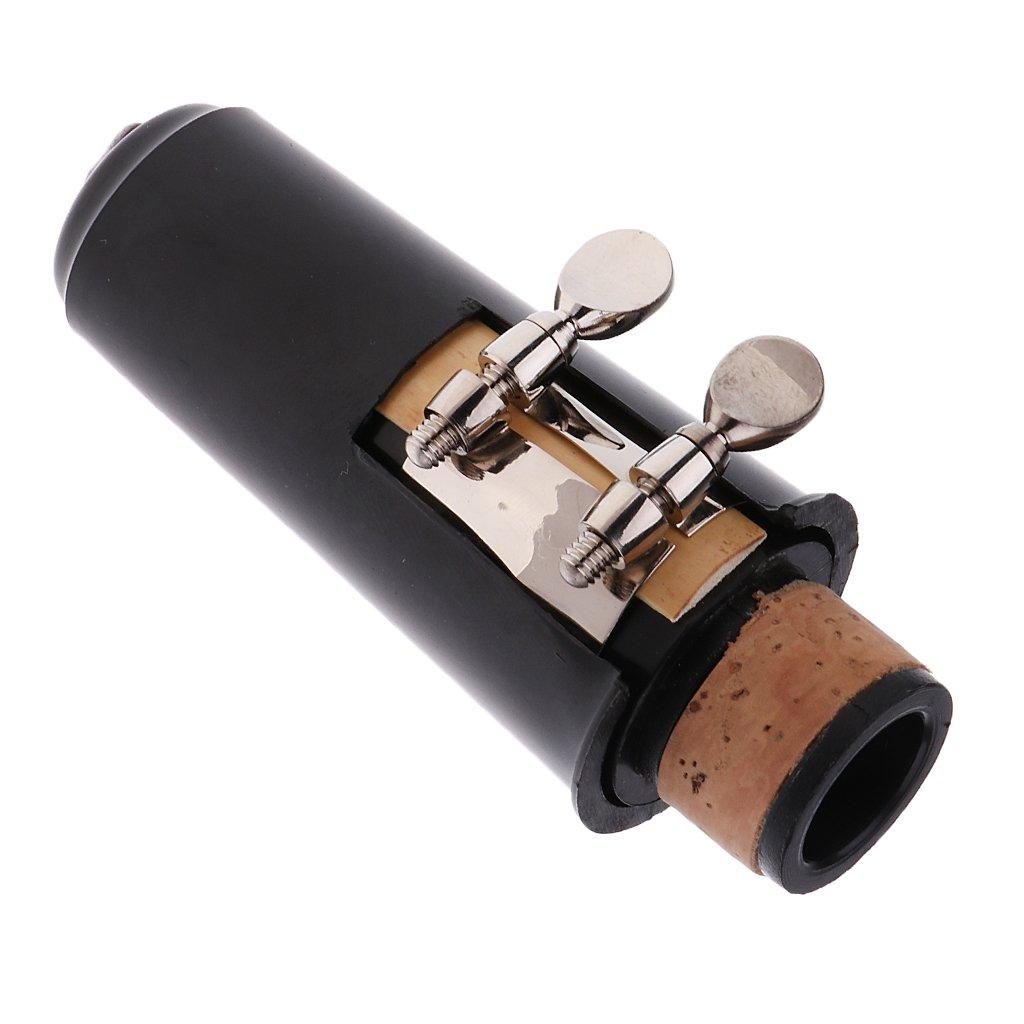 Alt-Saxophon-Saxophon-Mundstück Mit Ligatur Kappe Klarinettenblatt,