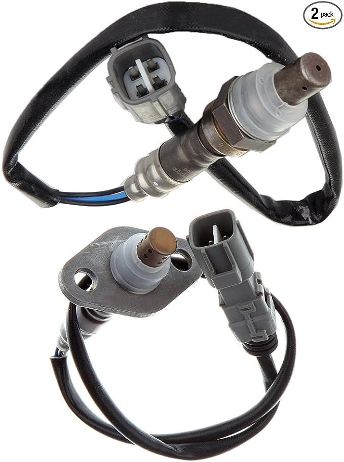 Downstream 2x Oxygen O2 sensor 1 /& 2 for 2005 2006 2007 2008 Scion tC 2.4L Up